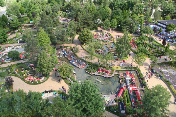 Legoland iz zraka