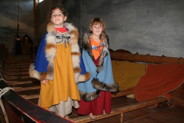 Vikingi so med nami