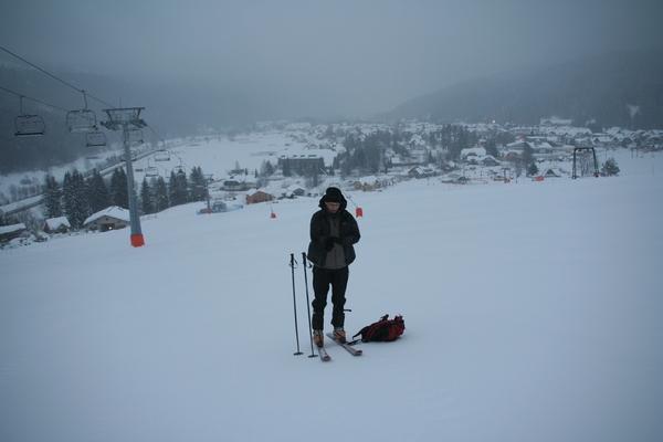 Nad Kranjsko goro
