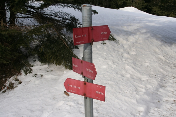 Na križišču poti