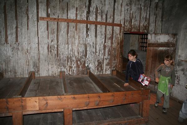 Del gradu je bil včasih tudi ženski zapor