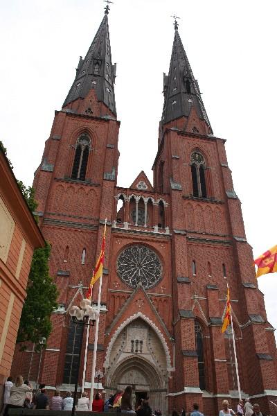 Katedrala v Uppsali