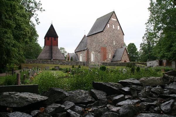 Cerkev v Gamli Uppsali