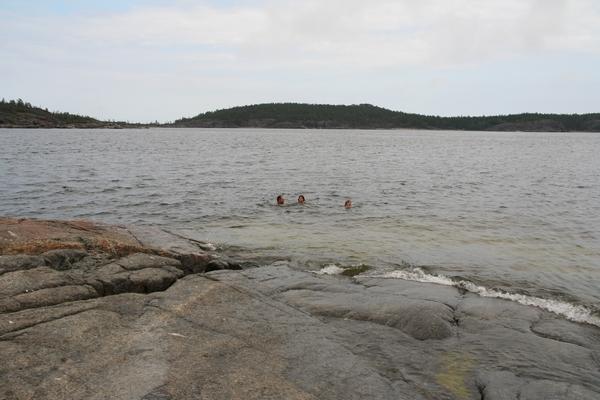 Plavanje v Baltiku