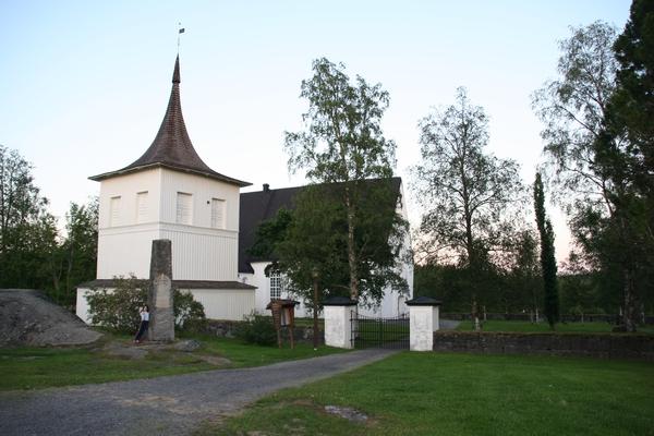Cerkev ob cerkveni vasi