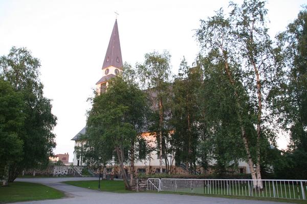 Cerkev v Rovaniemiju