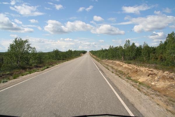 Pot proti Norveški