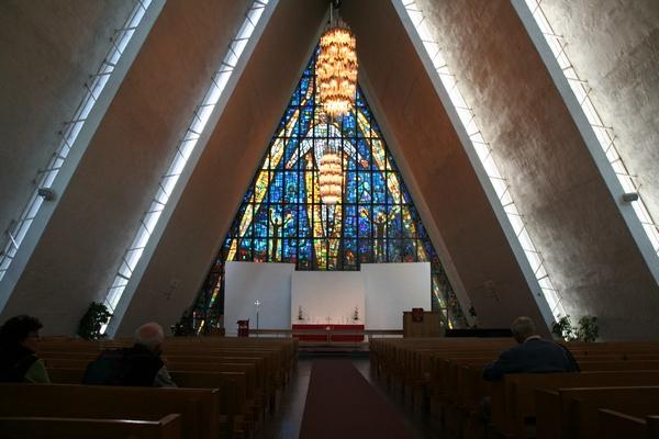 Notranjost katedrale