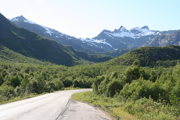 Pot proti Andenesu