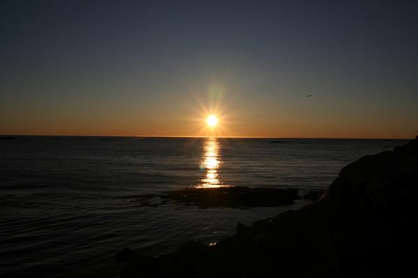 Polnočno sonce