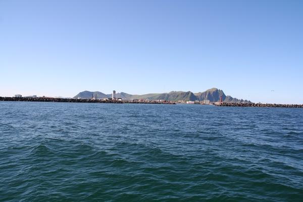 Plovba proti morskemu jarku