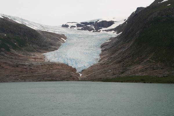 Ledeniški jezik Svartisena