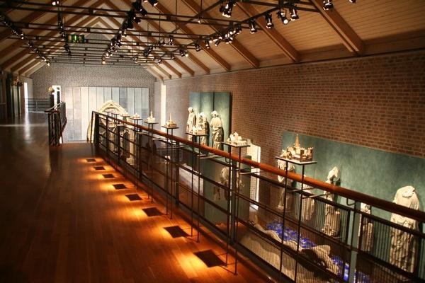 Cerkveni muzej prikazuje vzpone in padce cerkve v Trondheimu