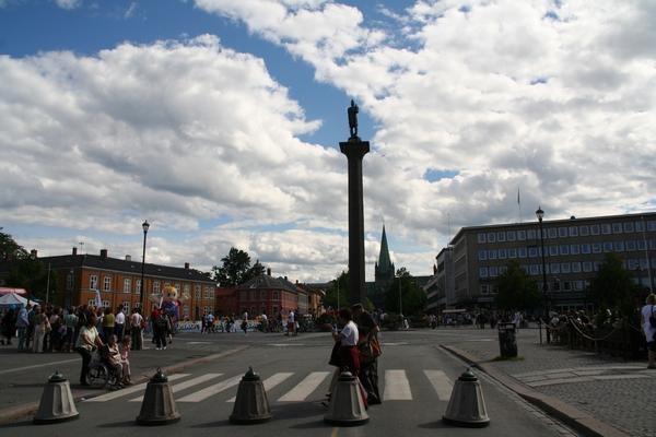 Spomenik kralju Olavu Tryggvasonu