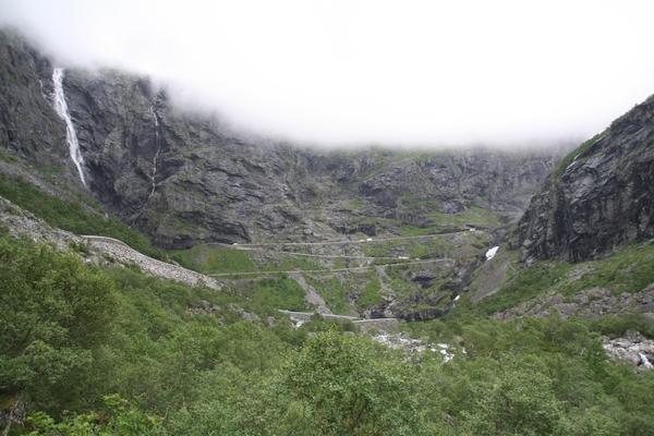 Prvi pogled na Trollstigen