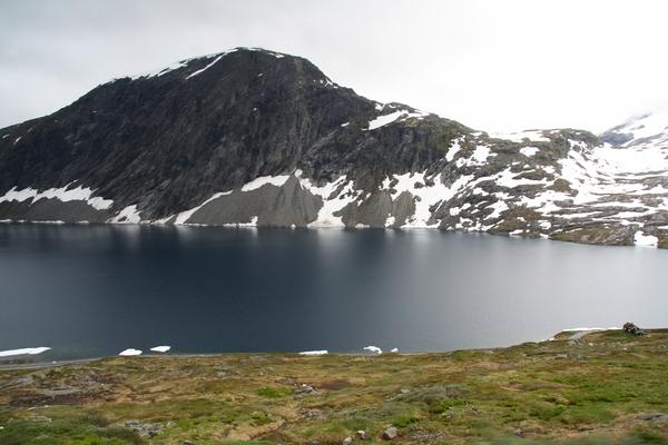 Jezero pod Dalsnibbo