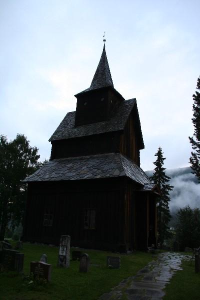 Stavkirke v Torpu