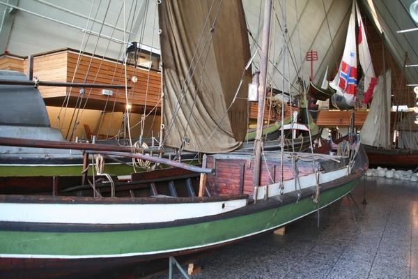 V pomorskem muzeju
