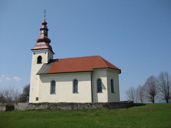 Sv. Nikolaj na Možjanci