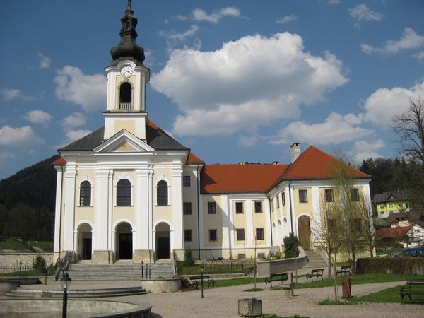 Romarska cerkev sv. Marije v Adergasu