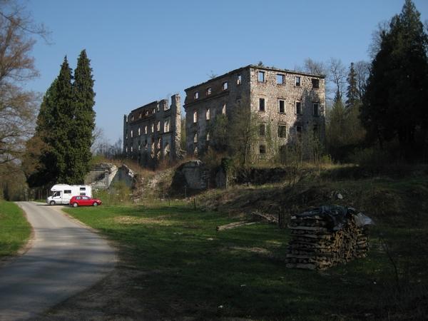 Dvorec Haasberg