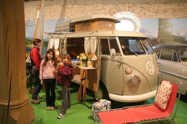 V muzeju se najde tudi avtodom
