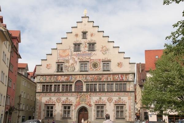 Altes Rathaus (stara mestna hiša)