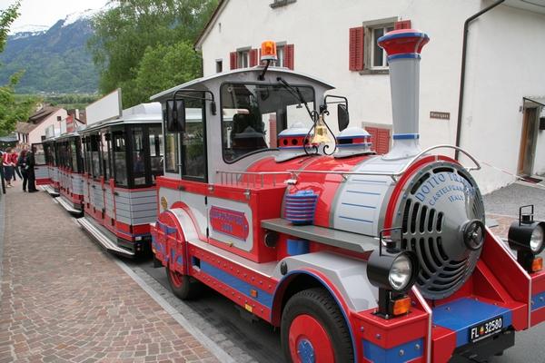 Turistični vlakec