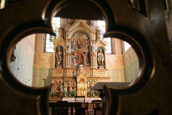 Oltar karmeličanske cerkve