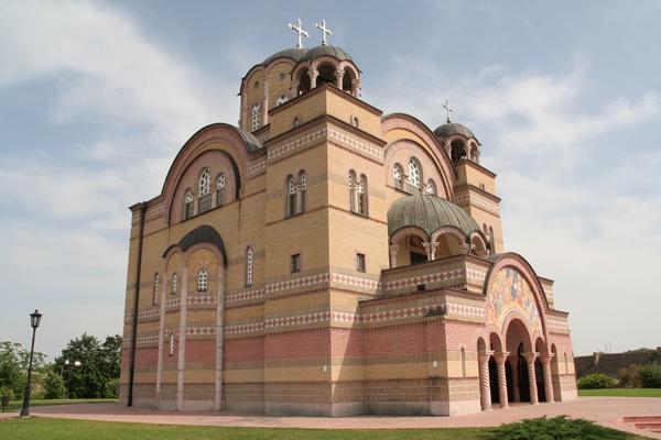 Cerkev zbora svetih apostolov