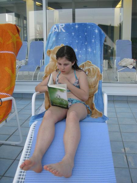 Napeto branje