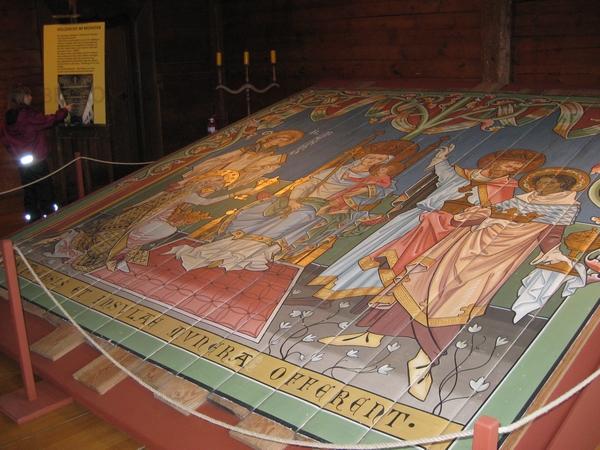 V muzeju je predstavljena zgodovina samostanskega otoka