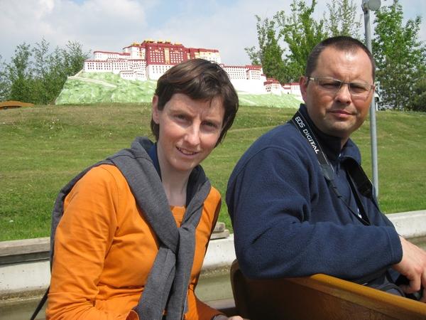Znašla sva se v Tibetu