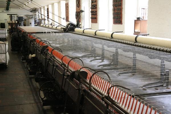 Tovarna v New Lanarku