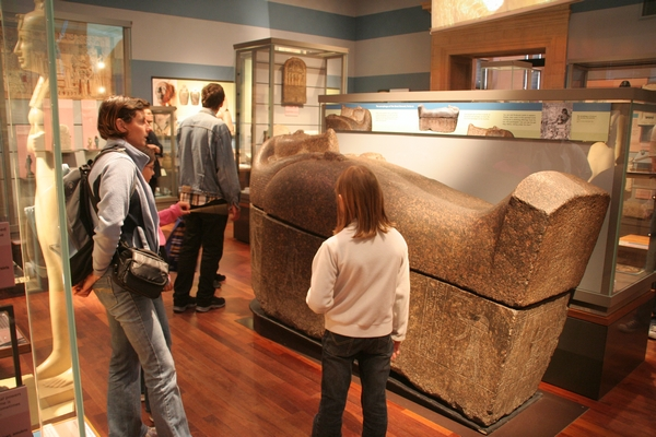 V času Egipčanov