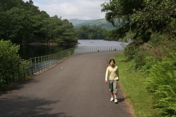 Sprehod ob jezeru