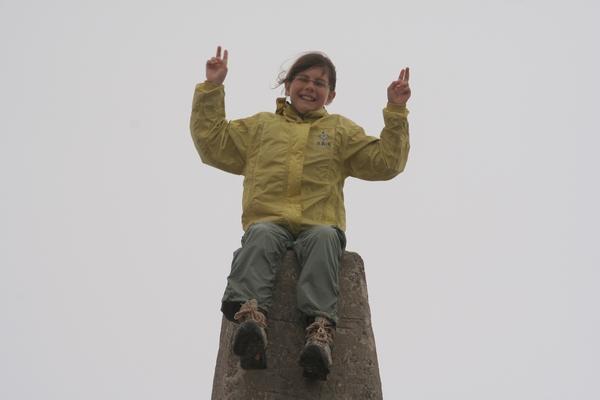 Na vrhu Ben Nevisa