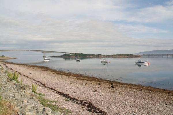 Most na otok Sky pri Kyleanu