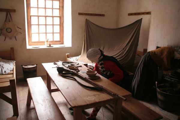 Soba za navadne vojake