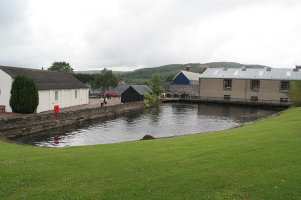 Destilarna Glenffidich