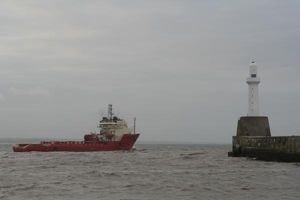 Pot v pristanišče