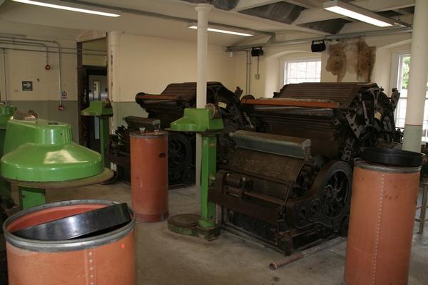 Tekstilni stroji