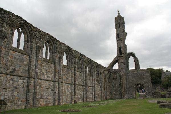 Mogočna katedrala kaže na bogatijo cerkve
