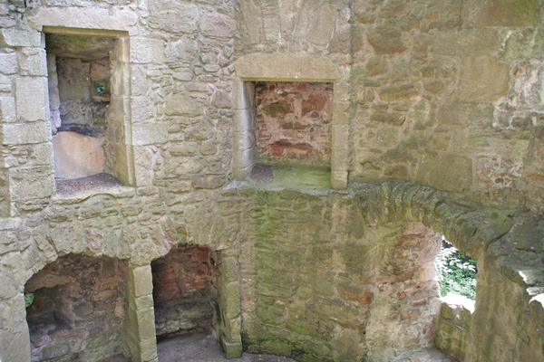 Prostori Marije Stuart