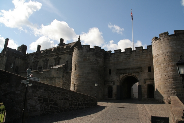 The Stirling Castle