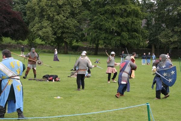 Škoti proti Angležom