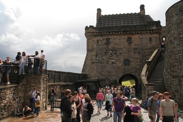 Edinburški grad