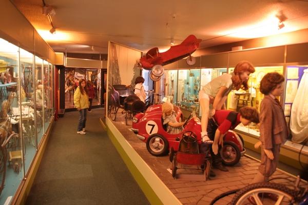 V muzeju otroštva