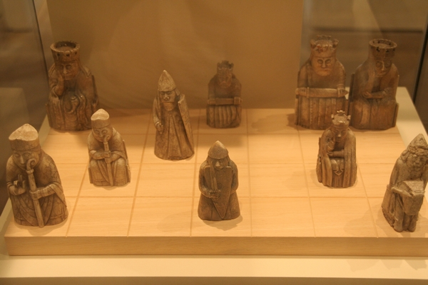Šahovske figure iz otoka Lewis
