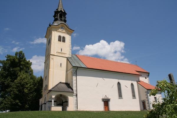 Sv. Marija na Trški gori